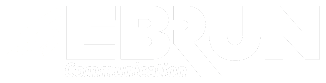 Lebrun Communication Logo